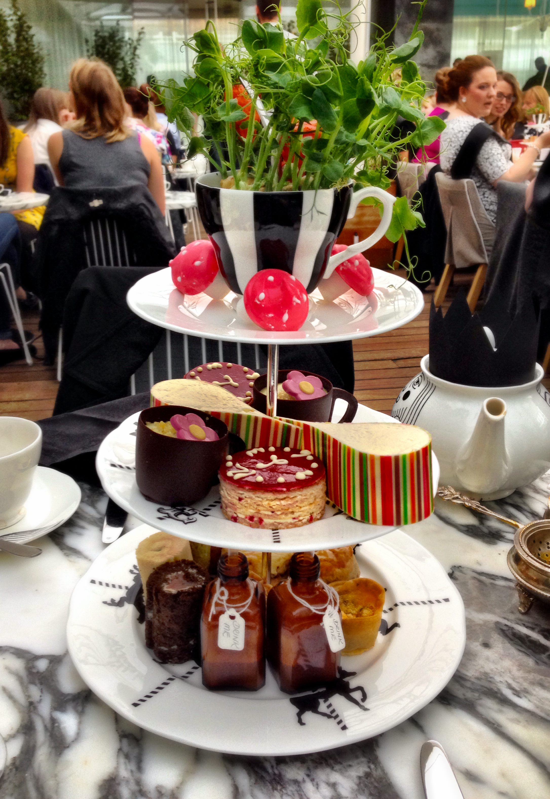 Curiouser And Curiouser Mad Hatter S Afternoon Tea