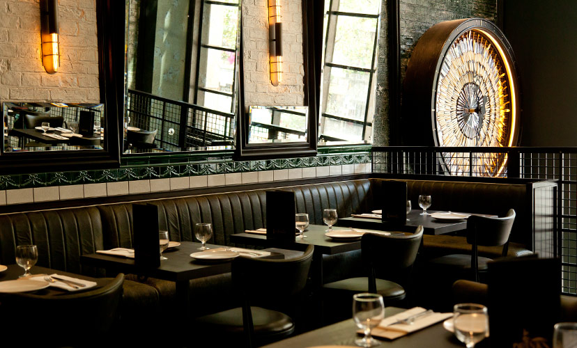 TREDWELLS | MARCUS WAREING | INTERIOR | WE LOVE FOOD IT'S ALL WE EAT