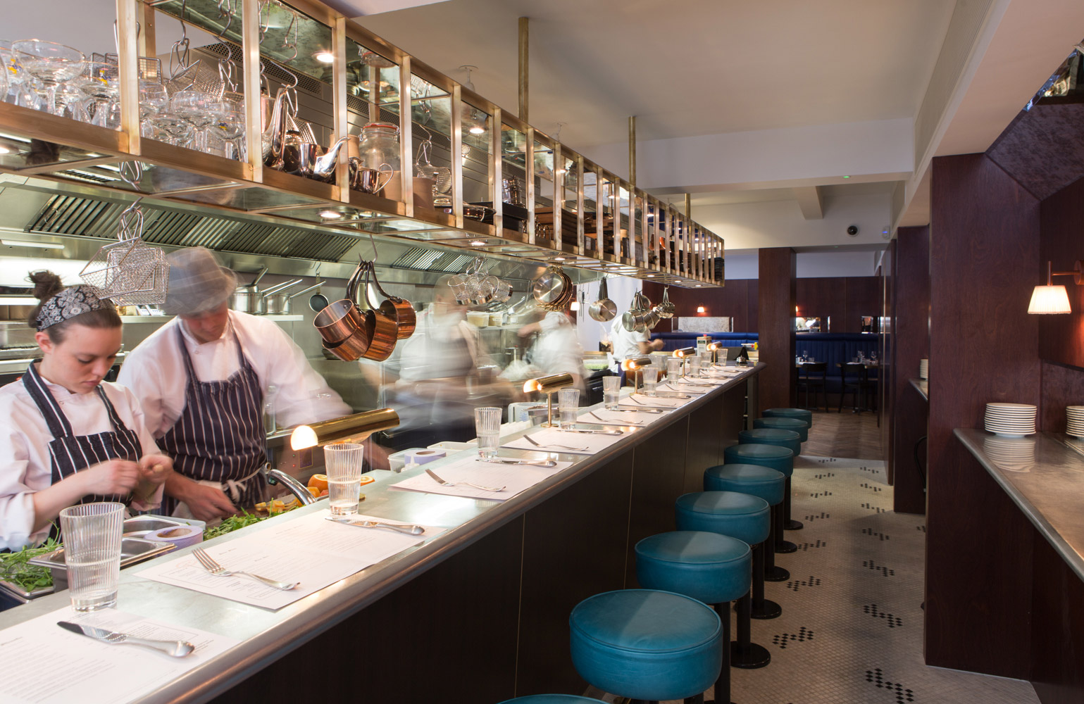 THE PALOMAR | INTERIOR | SOHO | WE LOVE FOOD, IT'S ALL WE EAT