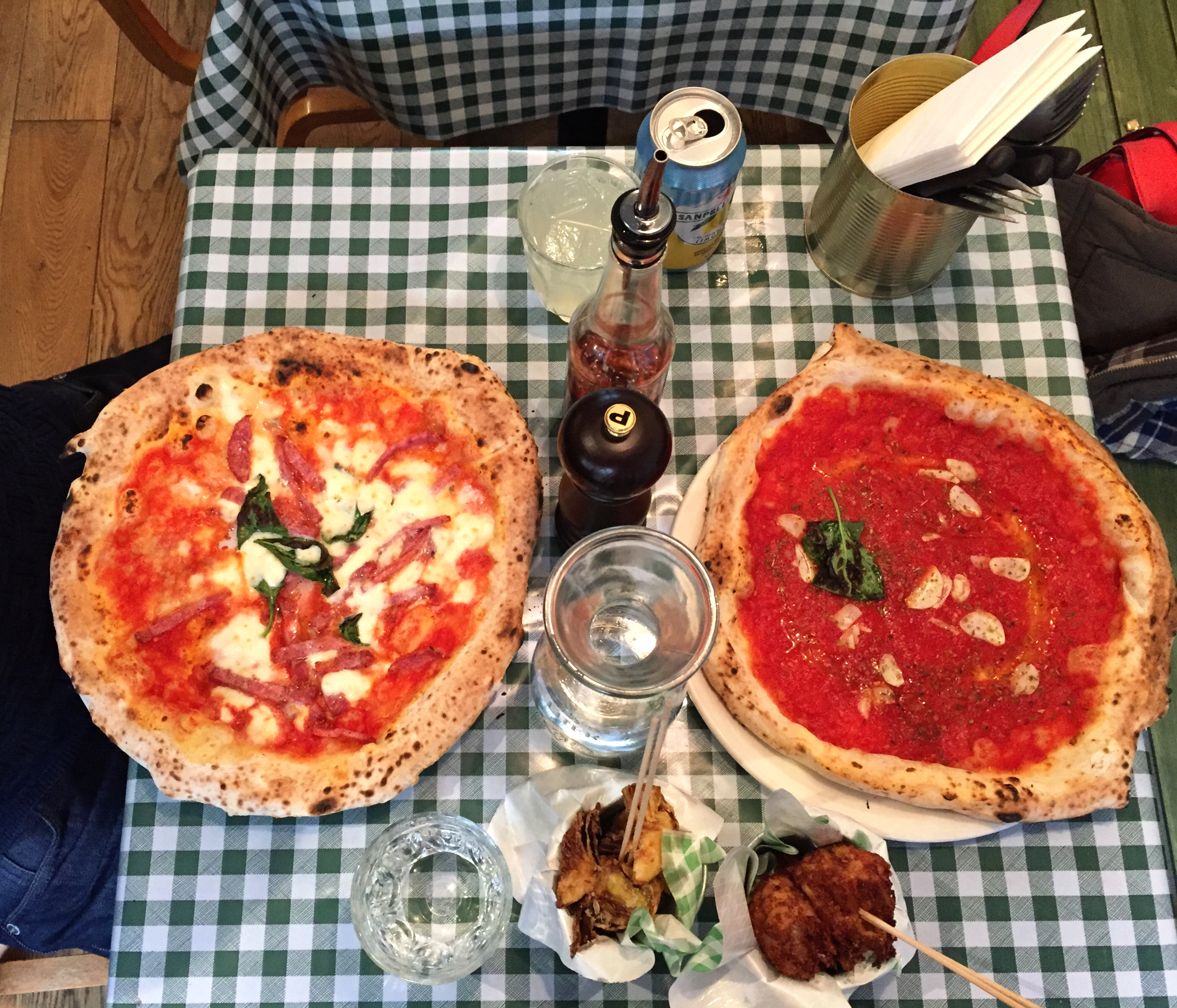 PIZZA PILGRIMS | KINGLY COURT | AFFOGATO | WE LOVE FOOD, IT'S ALL WE EAT