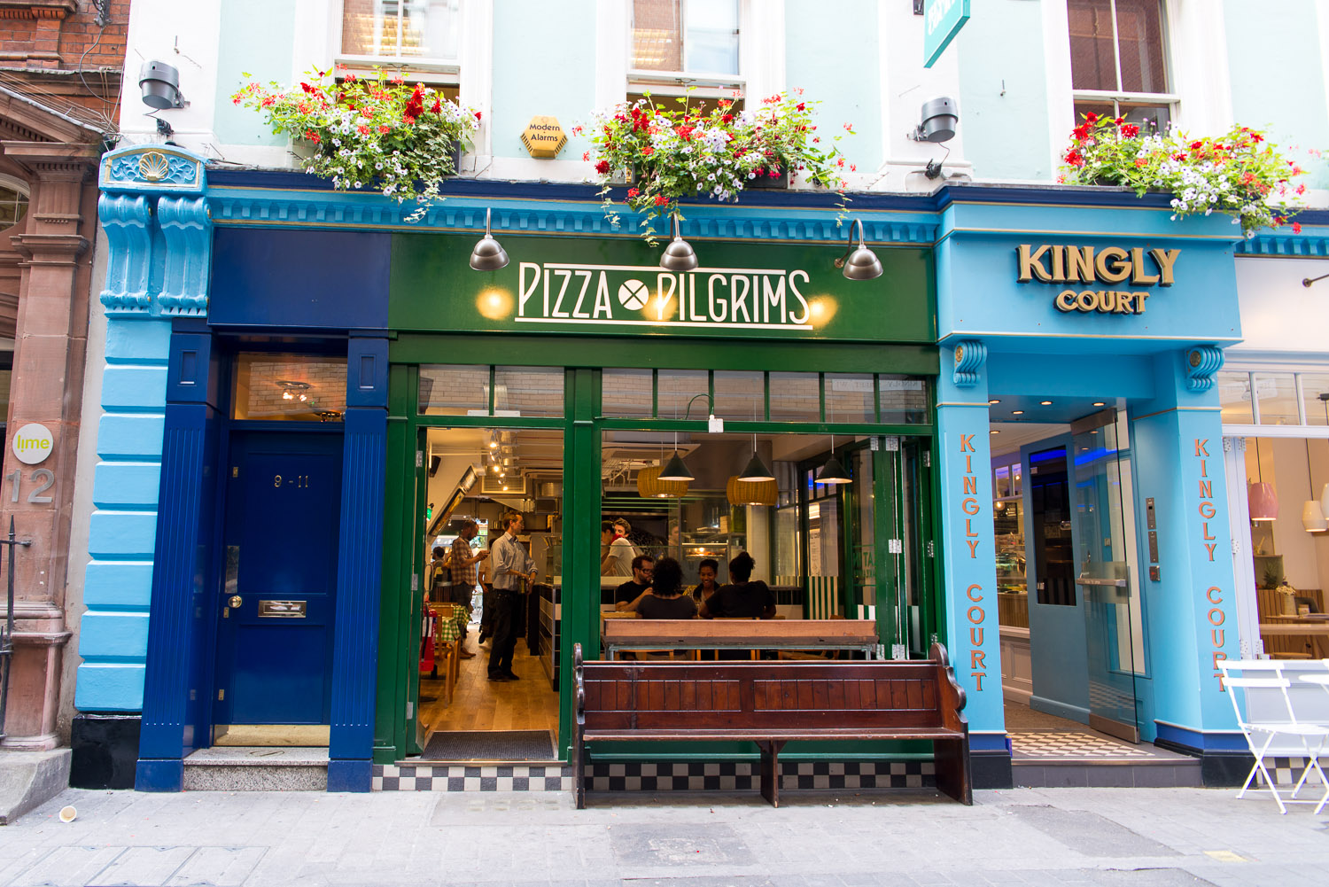 PIZZA PILGRIMS | KINGLY COURT | WE LOVE FOOD, IT'S ALL WE EAT