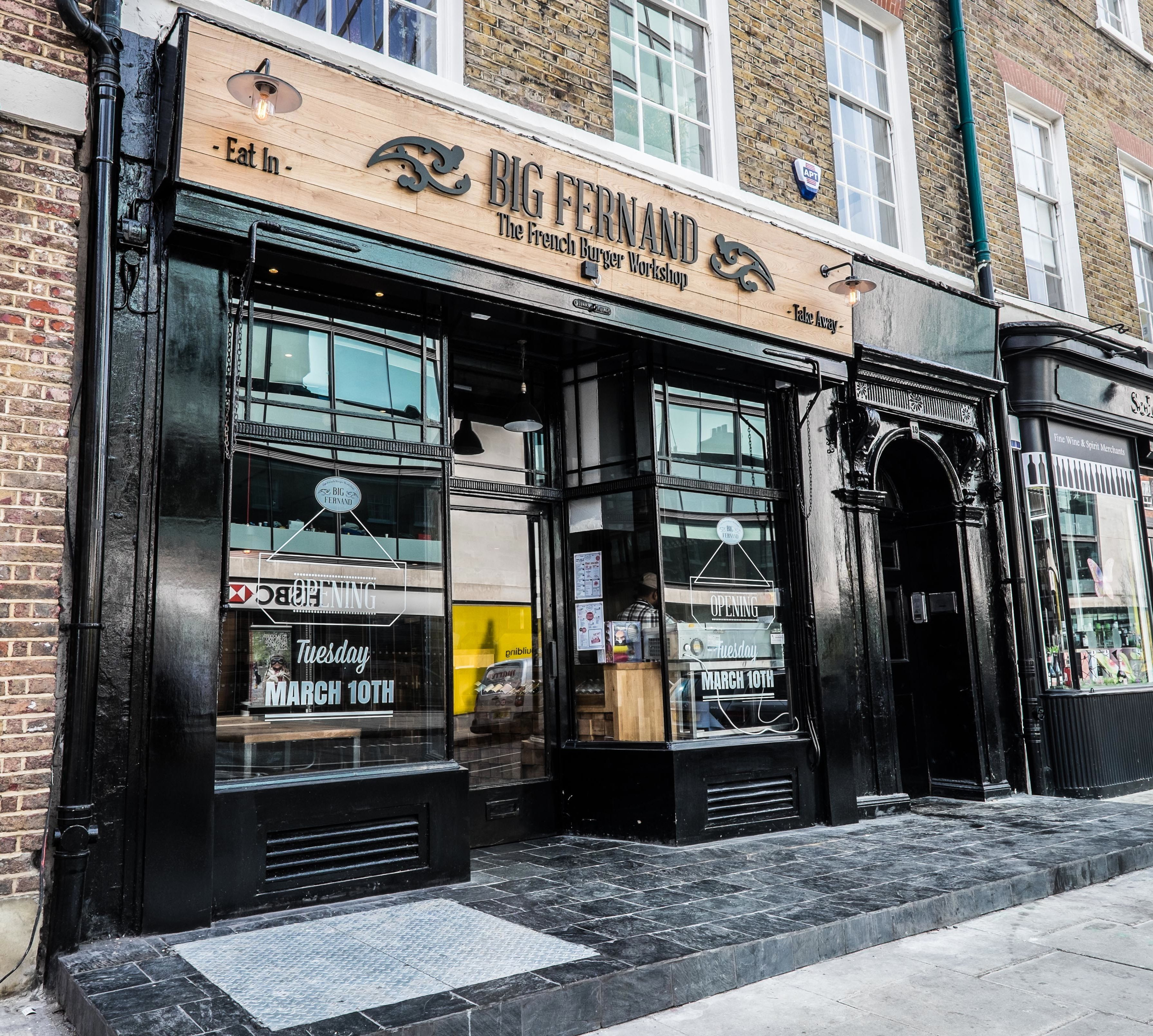 BIG FERNAND | LONDON | WE LOVE FOOD, IT'S ALL WE EAT