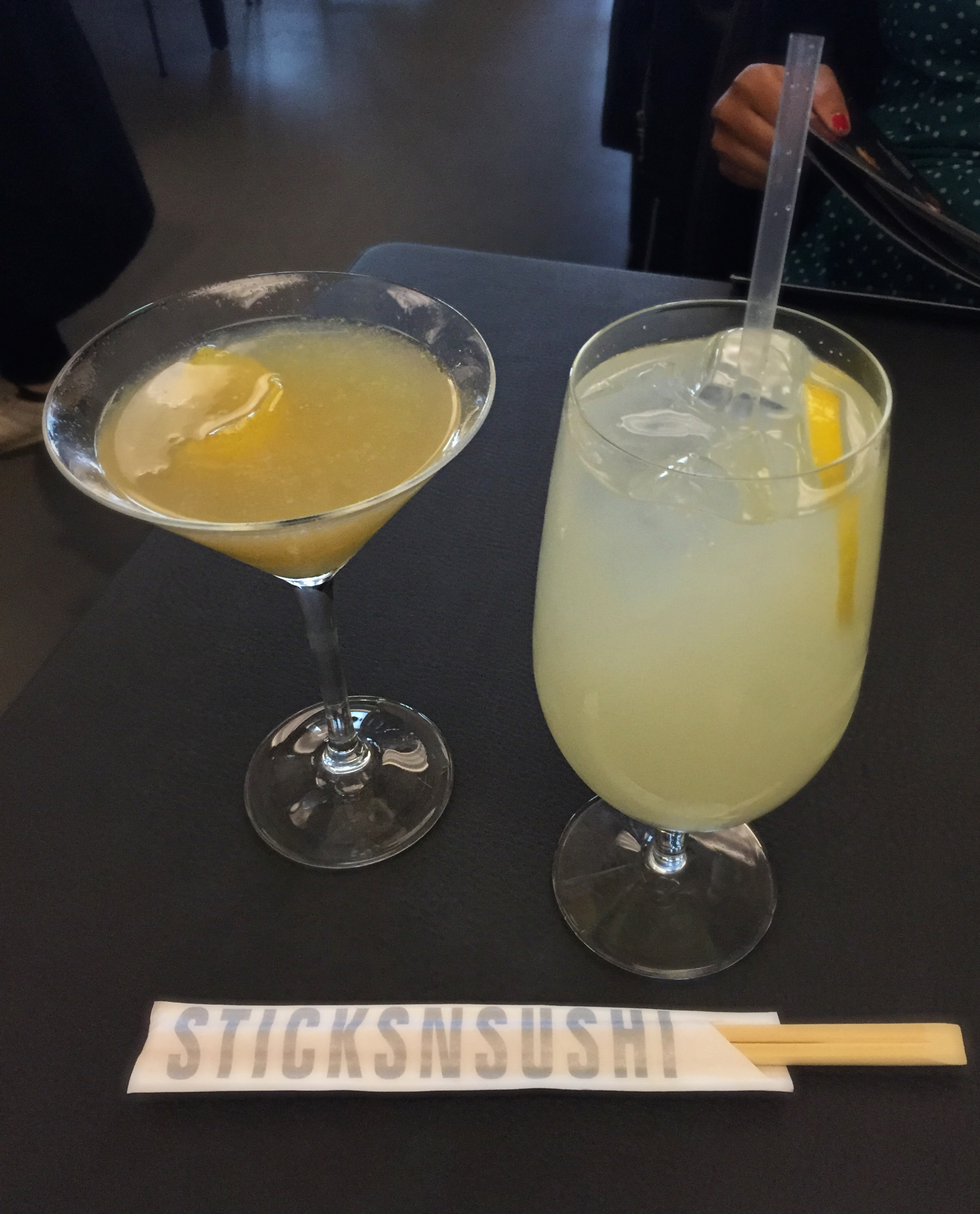 STICKS'N'SUSHI | CANARY WHARF | WE LOVE FOOD, IT'S ALL WE EAT