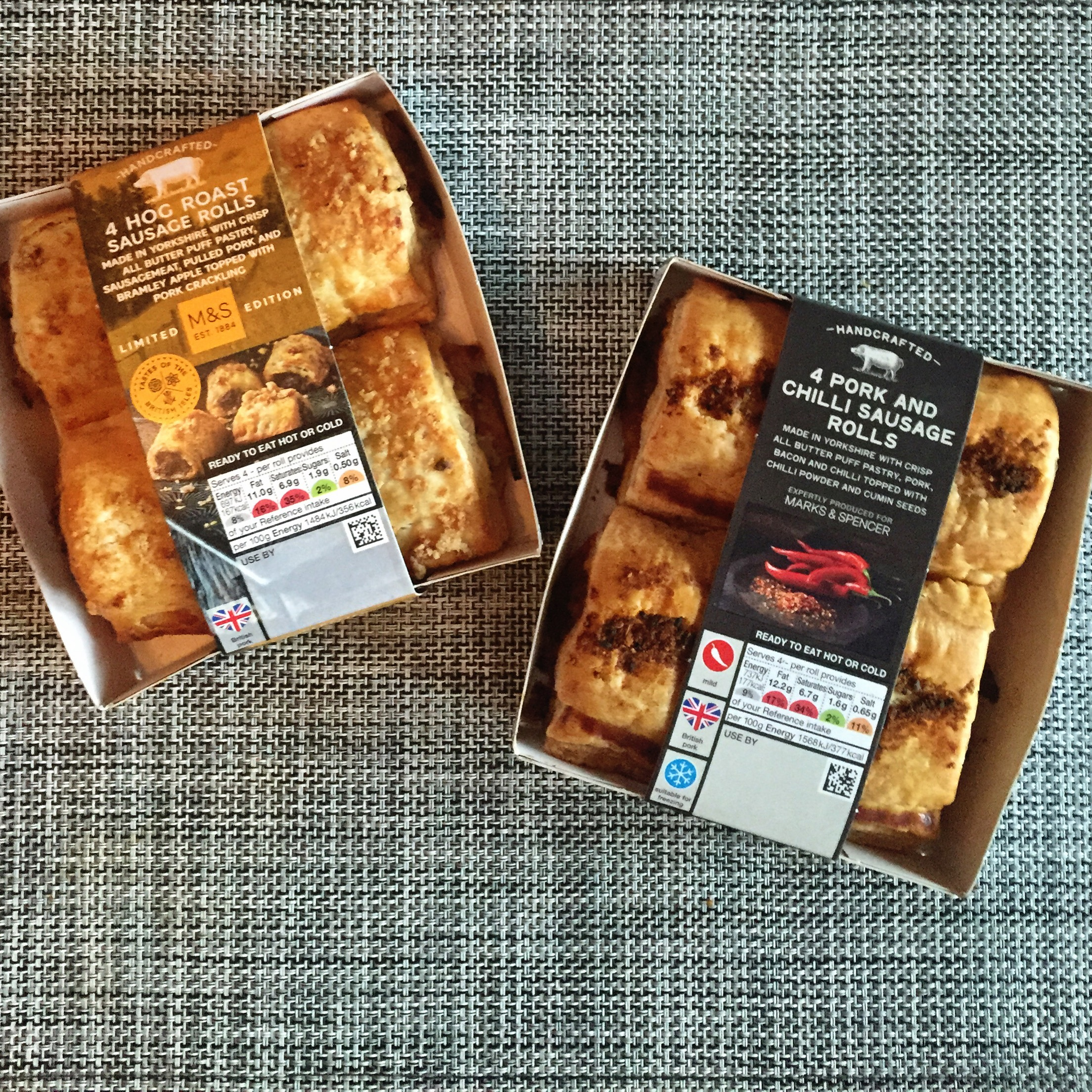 Tried And Tested Marks And Spencer S Tastes Of The