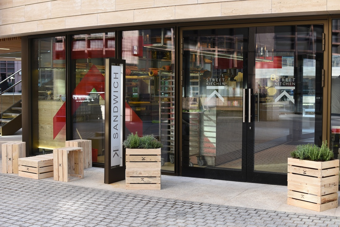STREET KITCHEN | BROADGATE CIRCLE | WE LOVE FOOD, IT'S ALL WE EAT
