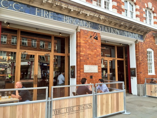 THE FIRE STATION WATERLOO | WE LOVE FOOD, IT'S ALL WE EAT