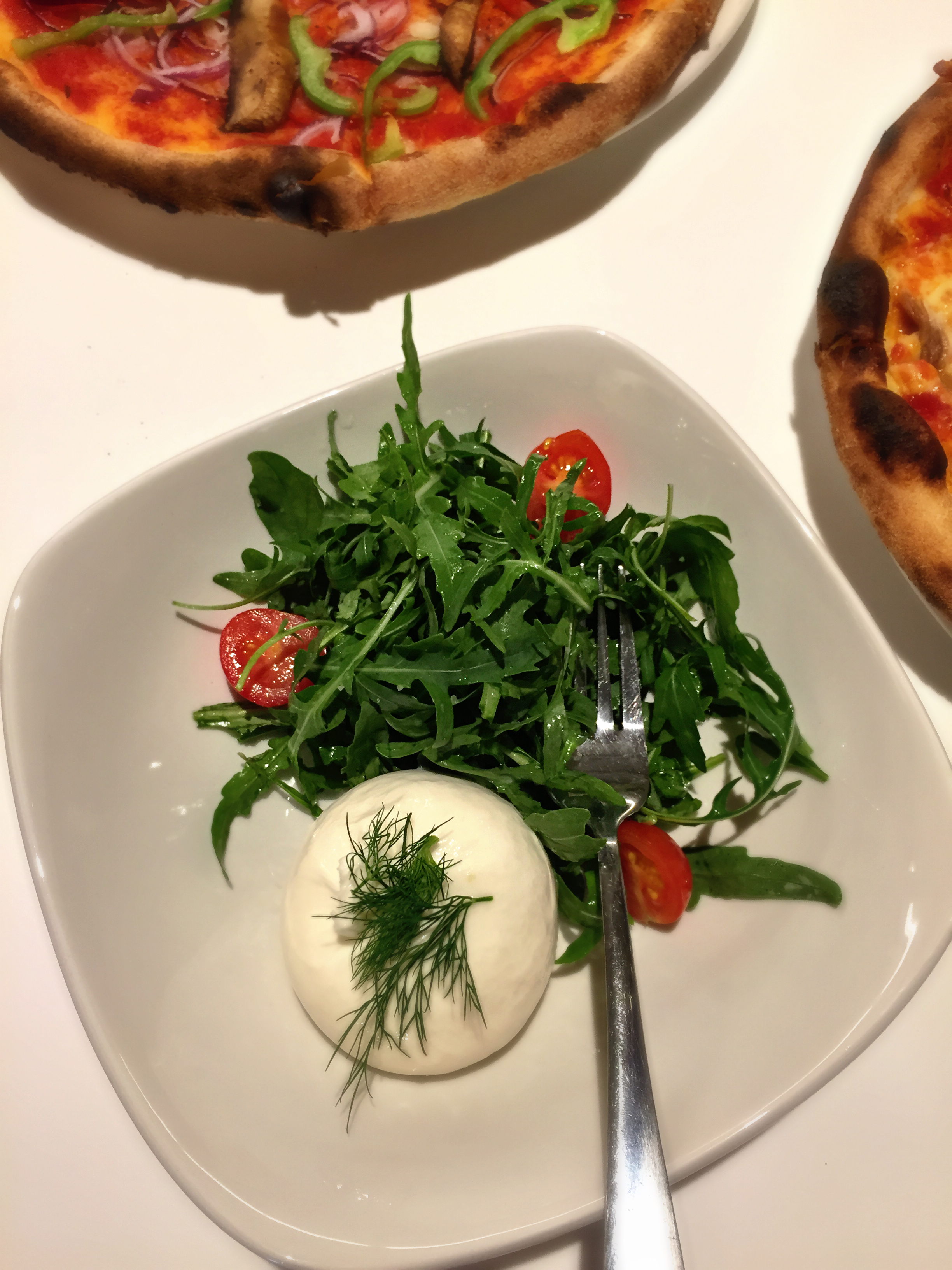 PIZZABUZZ | BURRATA | WE LOVE FOOD, IT'S ALL WE EAT