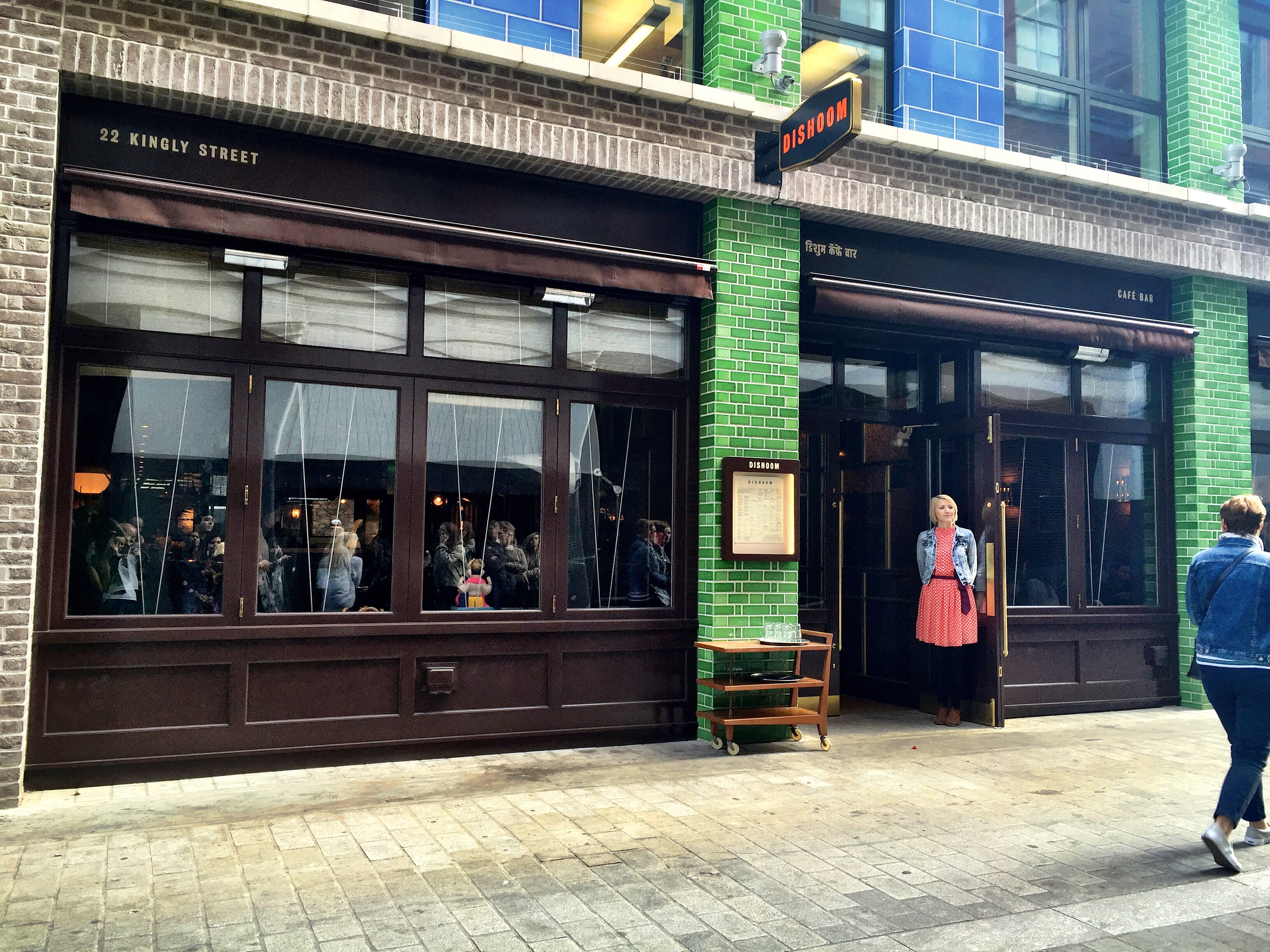 DISHOOM | CARNABY STREET | DISHOOM CARNABY | WE LOVE FOOD, IT'S ALL WE EAT