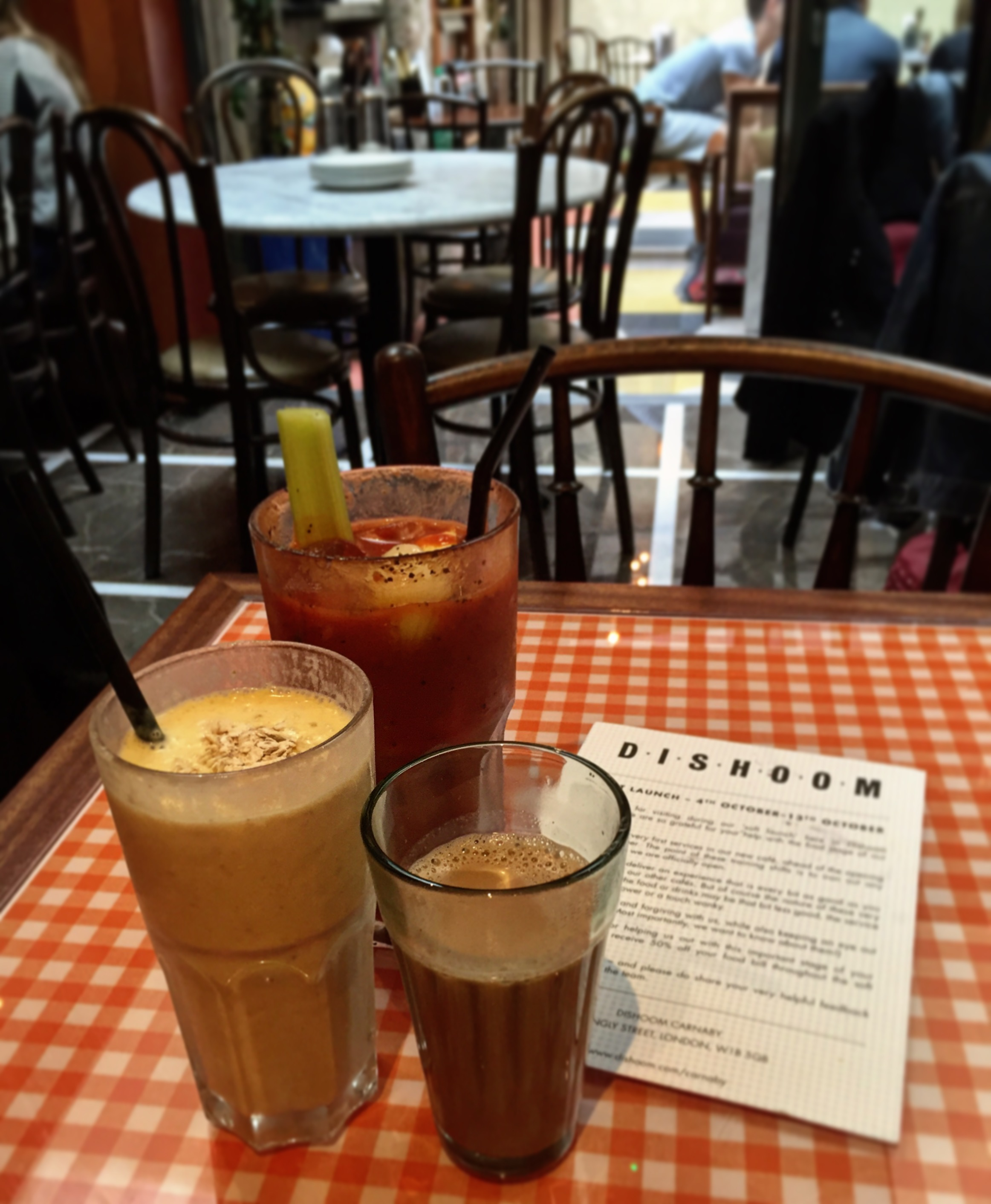 DISHOOM | CARNABY STREET | DRINKS | DISHOOM CARNABY | WE LOVE FOOD, IT'S ALL WE EAT