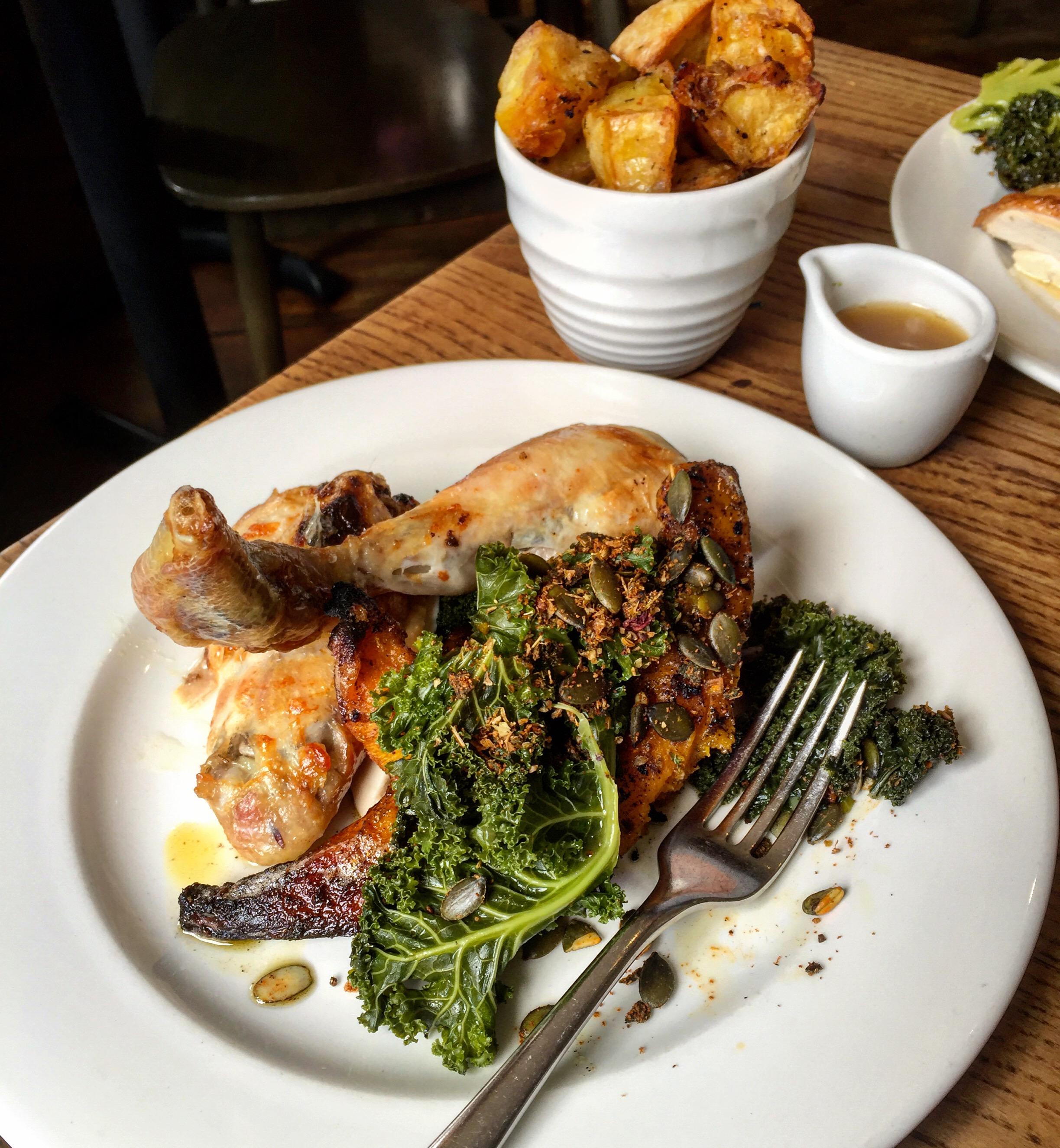 LE COQ ISLINGTON | ROAST CHICKEN | WE LOVE FOOD, IT'S ALL WE EAT