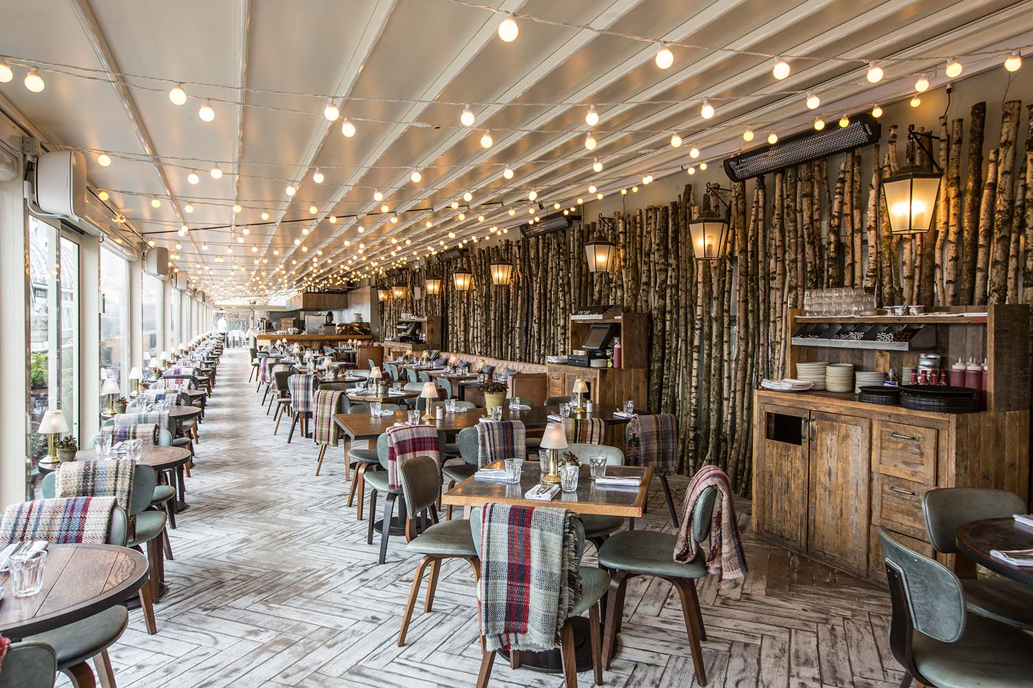 FOREST ON THE ROOF | SELFRIDGES LONDON | WE LOVE FOOD, IT'S ALL WE EAT