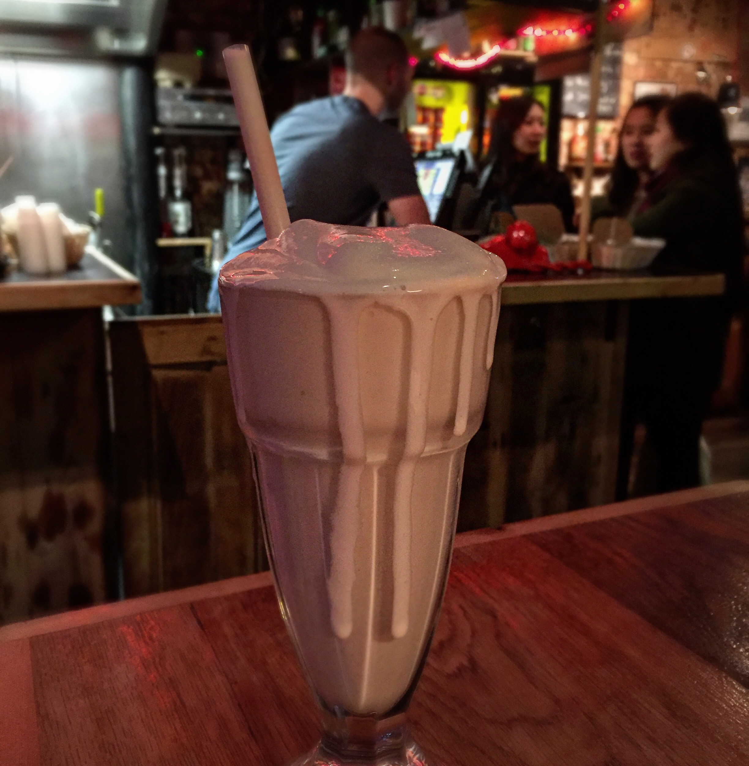 TOMMI'S BURGER JOINT | COCONUT SHAKE | WE LOVE FOOD, IT'S ALL WE EAT