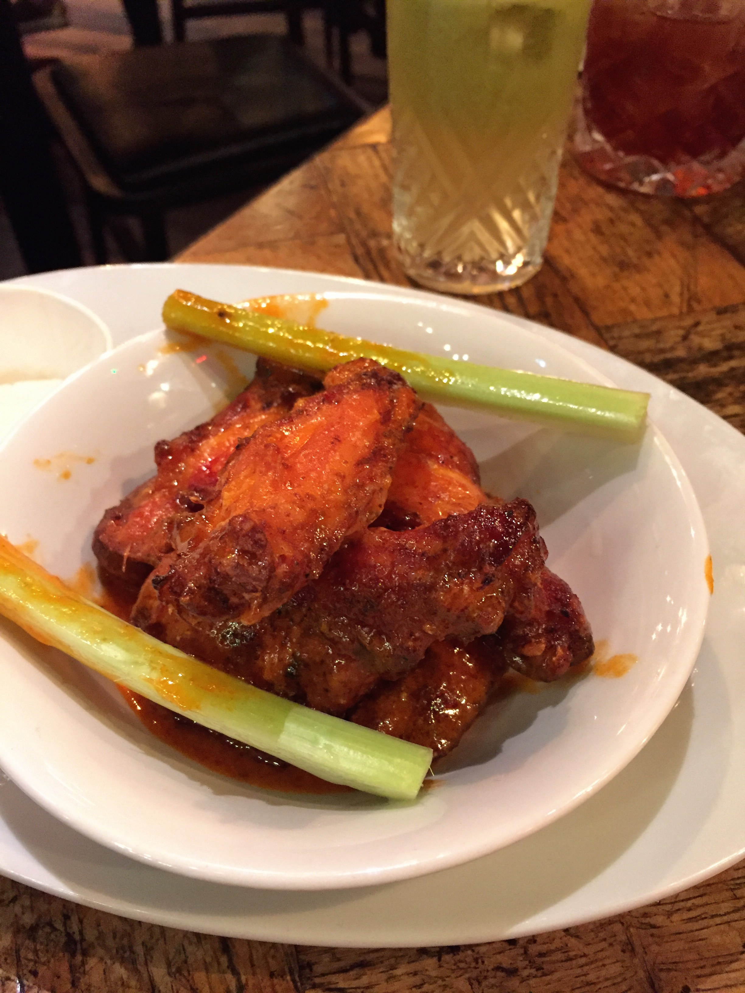 BIG EASY | CANARY WHARF | VOODOO WINGS | CROSSRAIL PLACE | BBQ | WE LOVE FOOD, IT'S ALL WE EAT